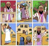 Children S Sunday School Activities For Preschool Zacchaeus Meets