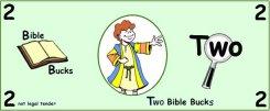 Bible Buck 1 2